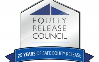 Logo for equity release Council