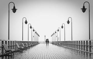 pension people walking