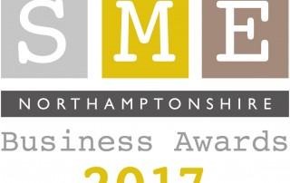 SME Northamptonshire Business Awards Logo