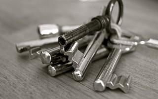 equity release keys