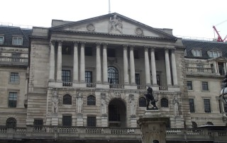 Interest rate Bank of England