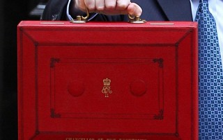 Budget case for Spring Statement