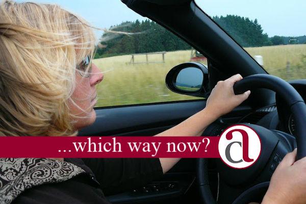 Cash Flow Modelling woman driving