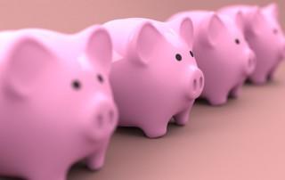 Piggy Banks for retirement