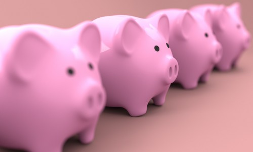 Piggy Banks for retirement