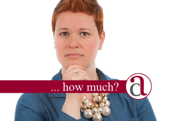 woman with Questions to ask about your pension