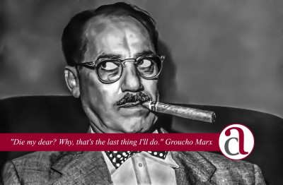 making a Will with G Marx