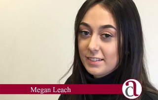 exam success for Megan
