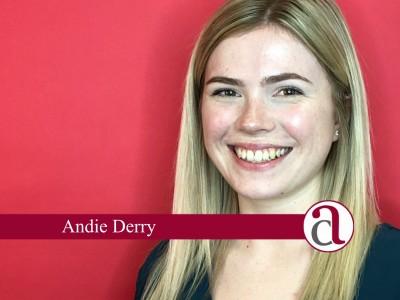 team member Adndie Derry