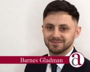 Barnes Gladman has exam success