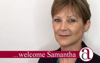 Samantha at the Kettering Office