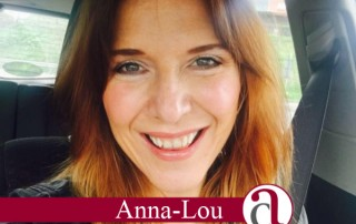 financial goal set by Anna Lou face