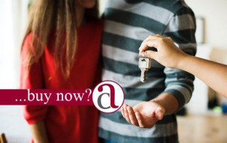 first-time buyer with keys