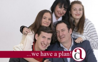 family with inheritance tax plan