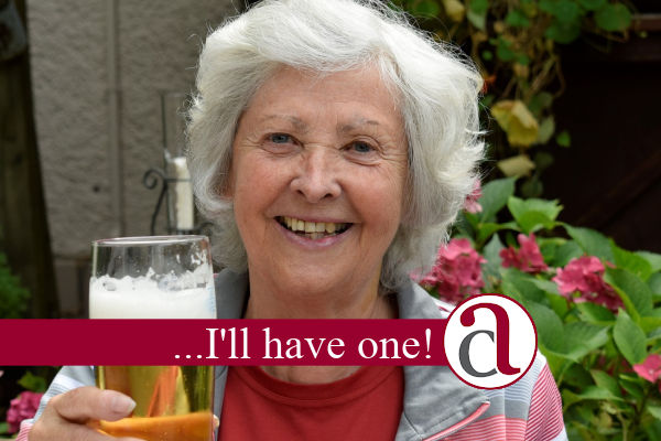 elderly lady talking about a lasting power of attorney