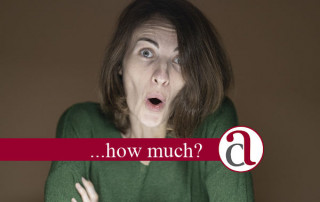 woman shocked about financial advice